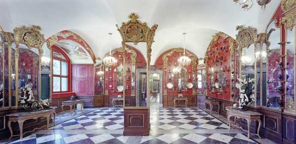 華麗なザクセンの宝石 甦るバロックの都・ドレスデン ≪緑の丸天井≫
