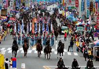 「第57回 百済文化祭」開催!