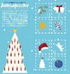 プレゼントがいっぱい♪ デンマーク大使館の「Jule Kalender」