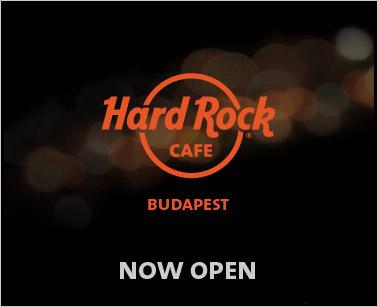 ブダペストに「ハードロック カフェ」がオープン