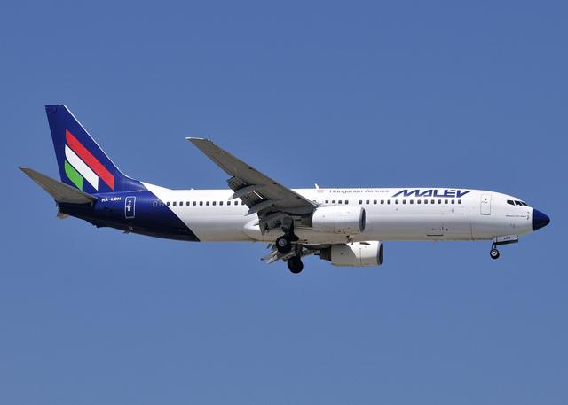 マレーヴ・ハンガリー航空が全フライト運航停止