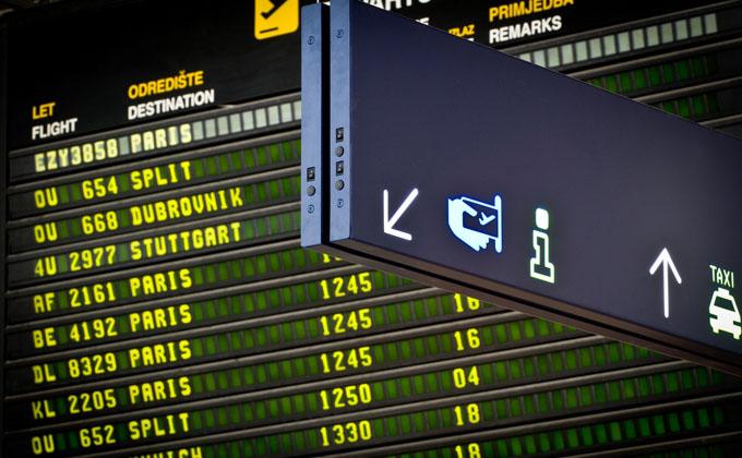 2012年、クロアチアに新国際線が続々就航