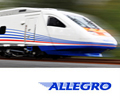 高速列車「アレグロ」が包括運賃チケット扱いに