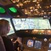 パリで楽しむ飛行シミュレーション