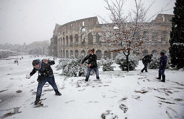 悪天候によるイタリア観光への影響について