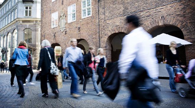コペンハーゲンのショップ営業時間変更について