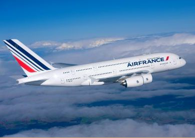 エールフランスA380、4月から日本線の運航を再開!