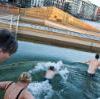 コペンハーゲンの港に新たなプールが完成