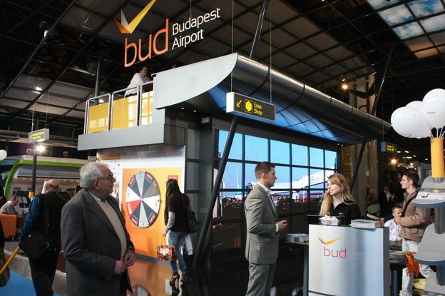 ブダペスト空港ターミナル1が暫定的に使用停止