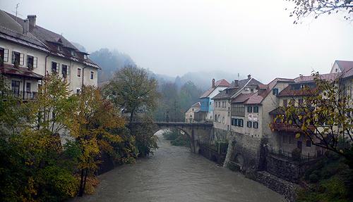 スロヴェニアの原風景と中世の面影を求めて