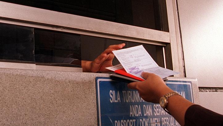 6月からマレーシアの「出入国カード」の提出が不要に