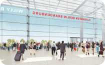 〔9月10日更新〕 ベルリン新空港、開港延期