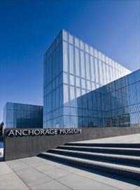 アンカレジ博物館でアラスカの歴史を学ぶ