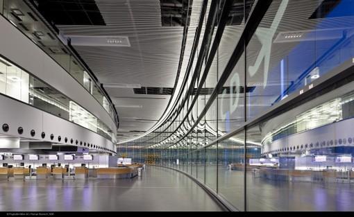 ウィーン空港に新ターミナルがオープン