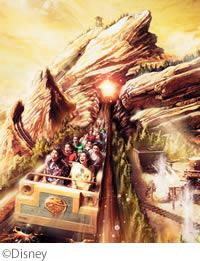 7月14日、香港ディズニーランドに「グリズリー・ガルチ」がオープン