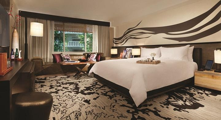2012年、ラスベガスに世界初の「ノブ・ ホテル」がオープン