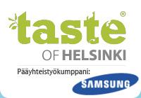「テイスト・オブ・ヘルシンキ」開催