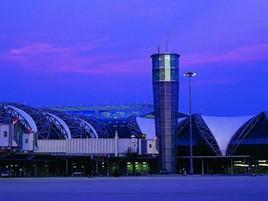 スワンナプーム国際空港の補修工事が8月2日終了予定