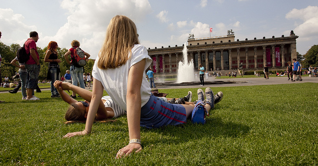 世界で一番クールな街、ベルリンへ行こう!