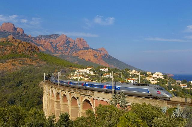 フランスとスペインを結ぶ高速列車、モンペリエ駅の建設工事で代替駅に停車 2019年12月14日まで