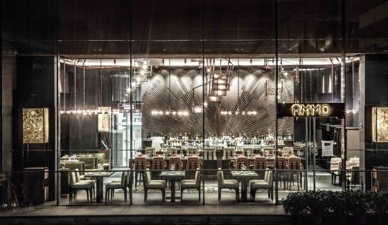 香港の歴史的建造物内にオープンした「アモウ・カフェ」