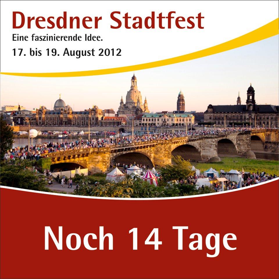 ドレスデンで「シティーフェスティバル」開催