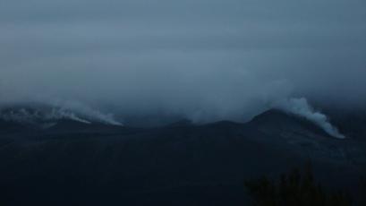 トンガリロ山」噴火に伴う影響