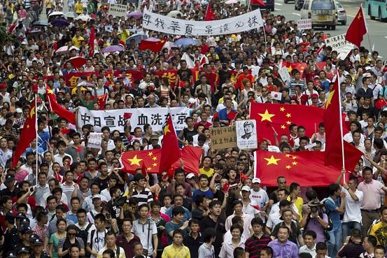 深圳で8月19日に発生した「反日デモ」の状況と現在の様子
