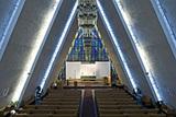 トロムソの「北極教会」が全ての祝日クローズに