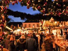 ジャーマンレイルパスを使って歴史都市のクリスマスマーケットに行こう!