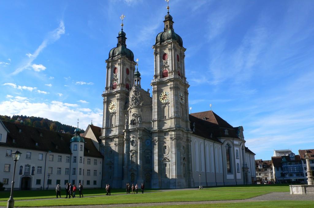 ザンクト・ガレン1400周年、織物博物館や修道院付属図書館で特別企画展を開催