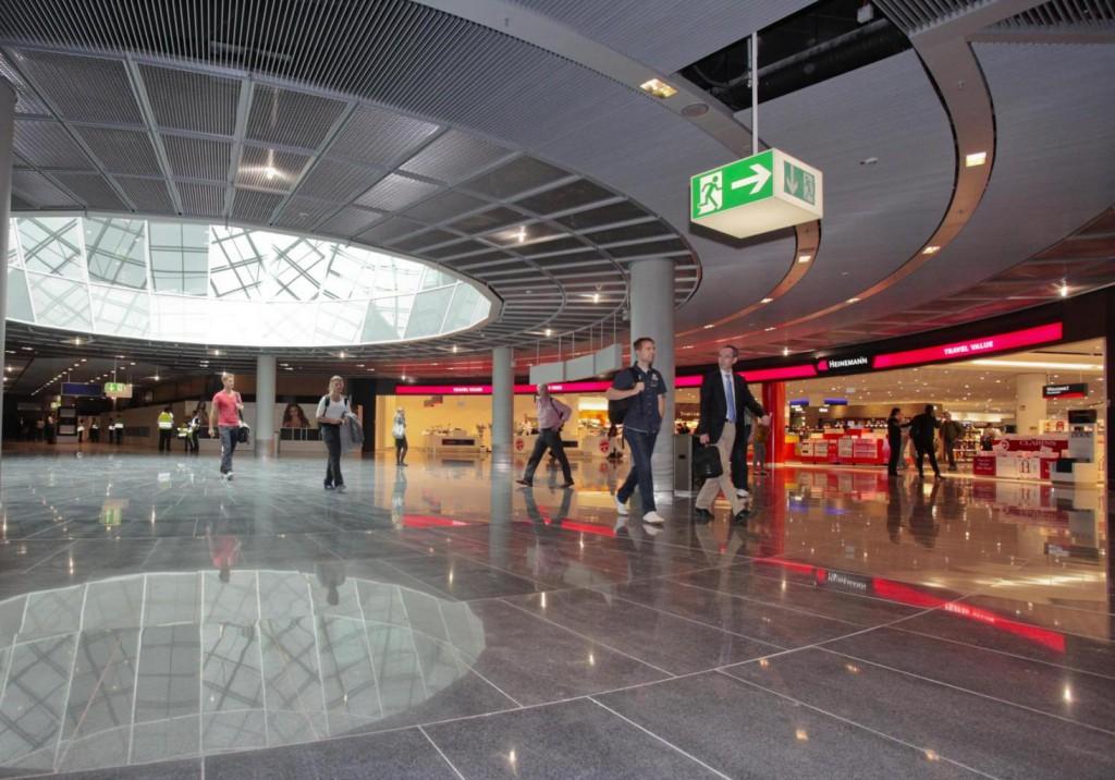 フランクフルト空港に新搭乗エリアがオープン
