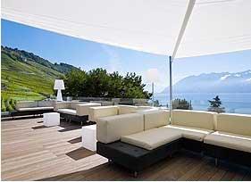 世界遺産の葡萄畑、ラヴォー地区に4ツ星ホテルが誕生!