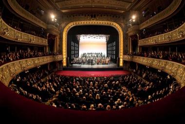 ラトビア国立オペラ座がギルドホールでニューイヤーズ・コンサートを開催