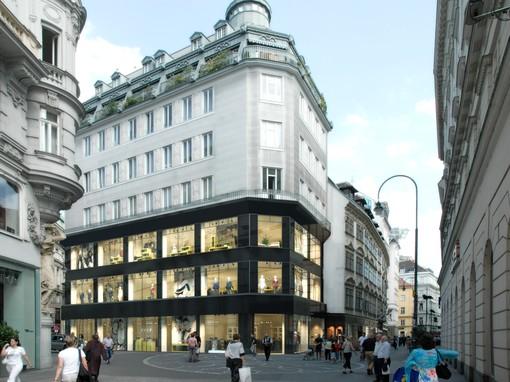 ウィーンの旧市街でデラックス・ショッピングを楽しむ