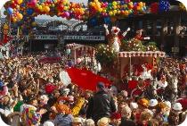 ドイツで世界最大級のカーニバルパレードを楽しむ!