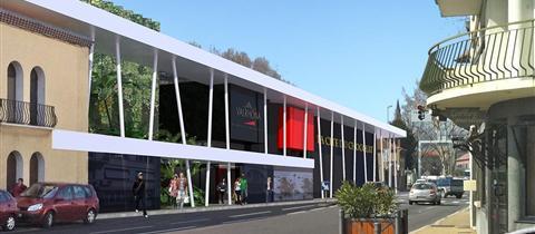 2013 年末、ヴァローナに「ラ・シテ・デュ・ショコラ」がオープン