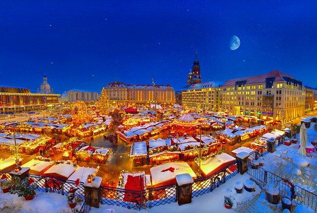 世界最古のクリスマスマーケットに行こう!