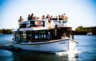 ヌーサに新名物!ユネスコ登録生物圏保護区を遊覧船で周るツアー