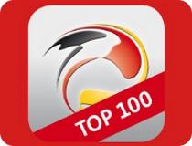 アプリでドイツの観光地トップ100を探訪!