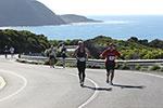 「世界で最も美しい海岸道路」を走る国際マラソン大会