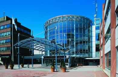 コンベンション・センターにヘルシンキカフェがオープン!