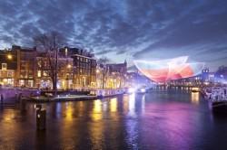 冬のオランダを楽しむ(3) 美しいイルミネーション