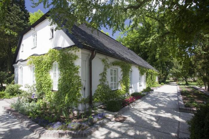 ショパンの生家と庭園の入場無料日が変更に