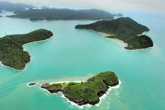 ランカウイ諸島