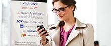 フランクフルト空港が無料Wi-Fiの利用時間を延長