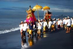 バリ島の宗教的祝日「ニュピ」に関する注意