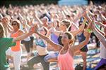 バンクーバーでヨギーのためのハーフマラソン大会開催