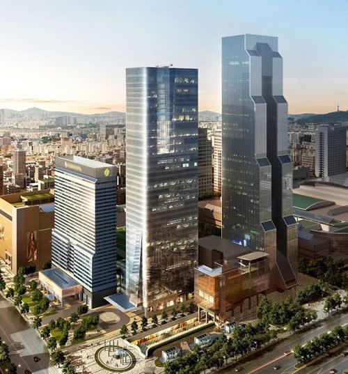 韓国に「パルナス、ラグジュアリー コレクション ホテル」がオープン