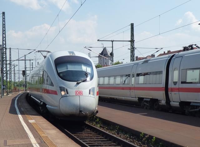 2017年12月10日よりフランクフルト~ミラノの直行列車が運行開始